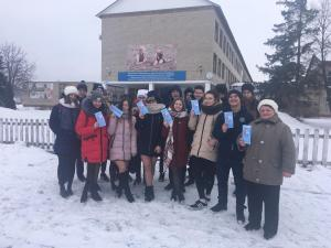 Воронцовская сельская библиотека 1
